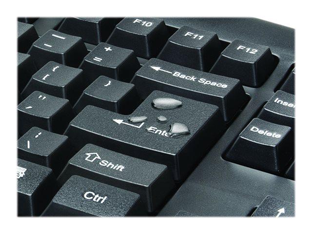 Kensington Pro Fit Low Profile Desktop Set Tastatur